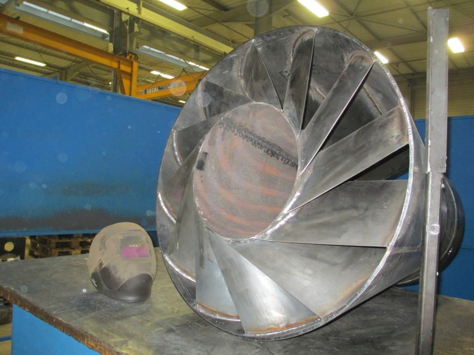 Turbine (Industrie)